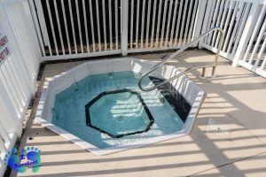 Grand Caribbean West 310 Destin Hot Tub
