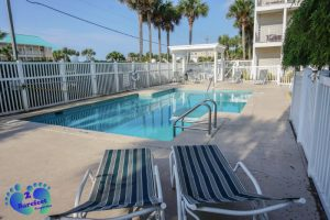 Grand Caribbean West 310 Destin Pool