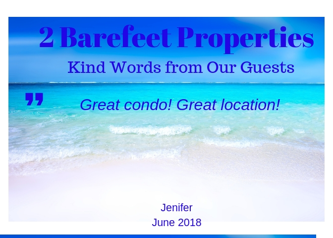 Kind Words From Our Guests