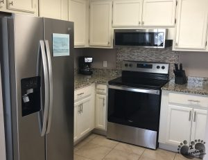 Updated Kitchen with Stainless and Granite